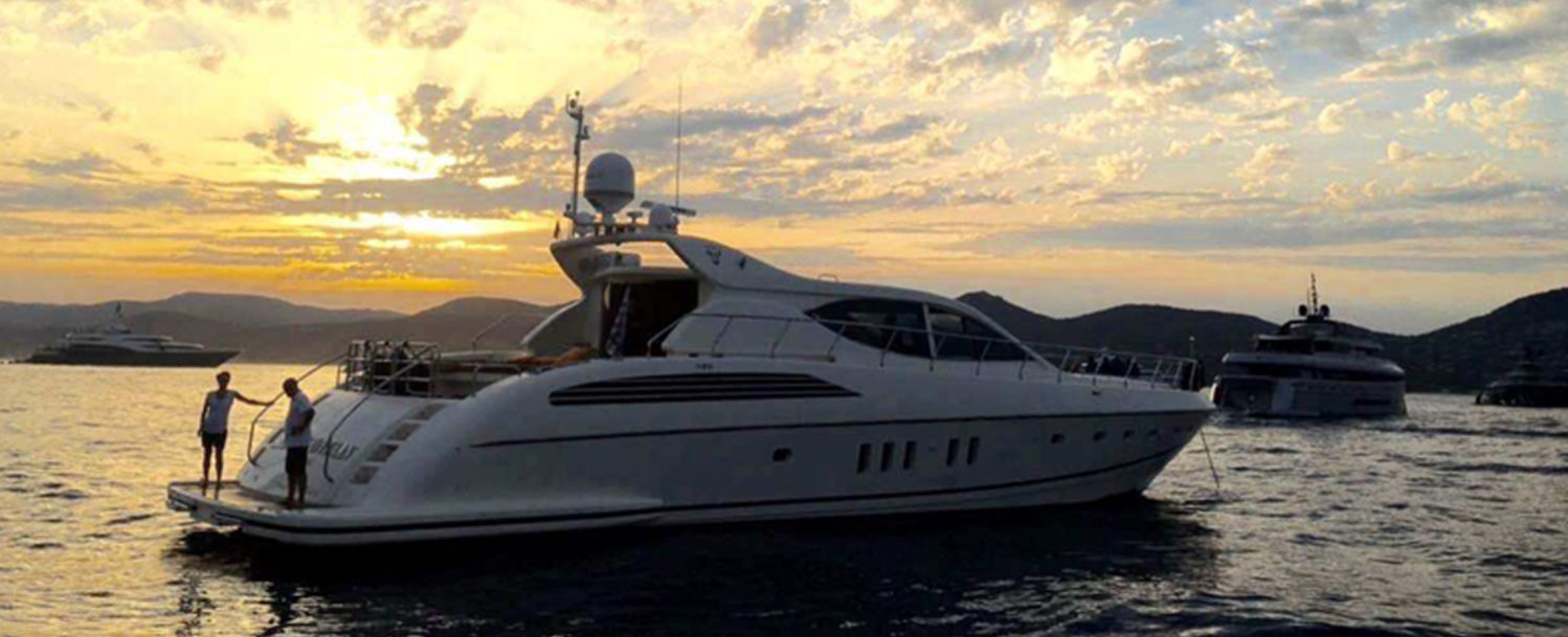 Best mountain yacht for charter