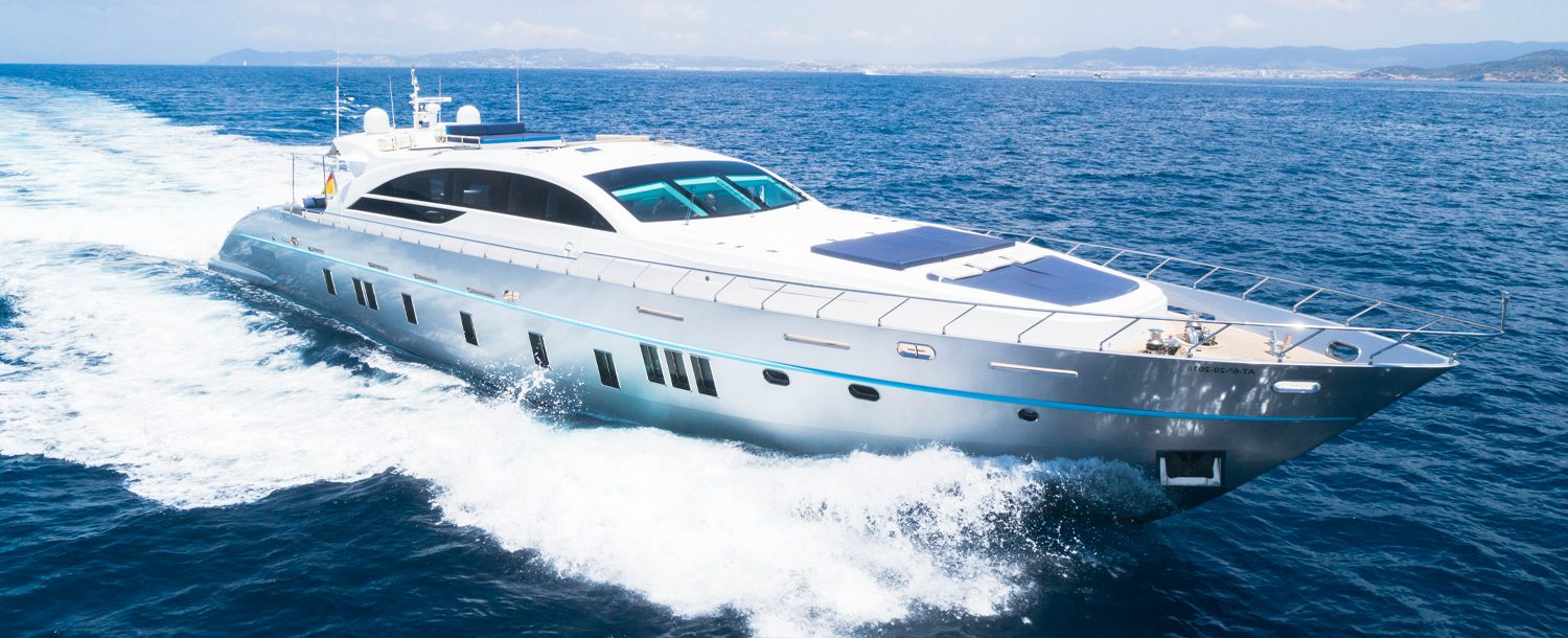 Blue Jay - Yacht for charter