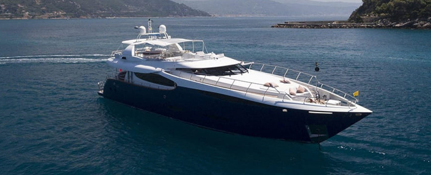 Clarity - luxury yacht for charter