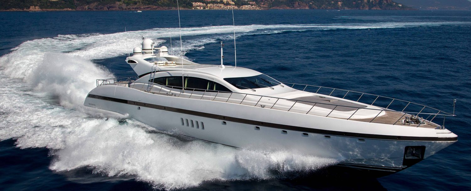 Hercules - yacht for charter