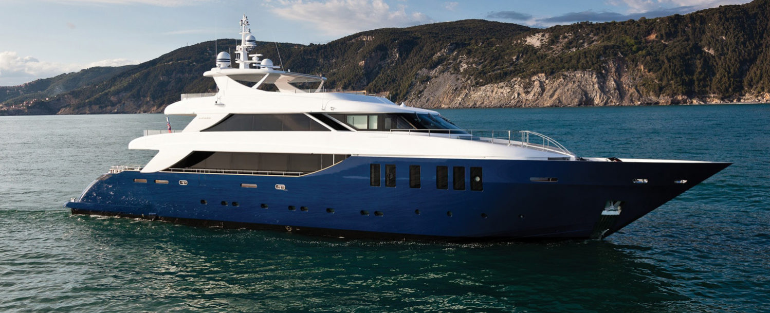 Ipanemas - luxury yacht for charter