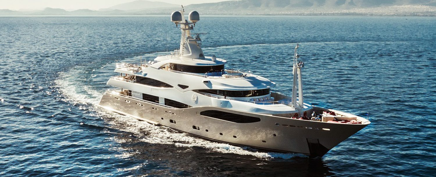 Light holic - luxury yacht for charter