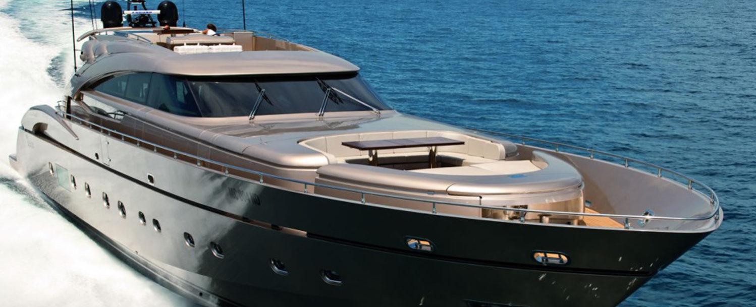 Musa - super yacht for charter