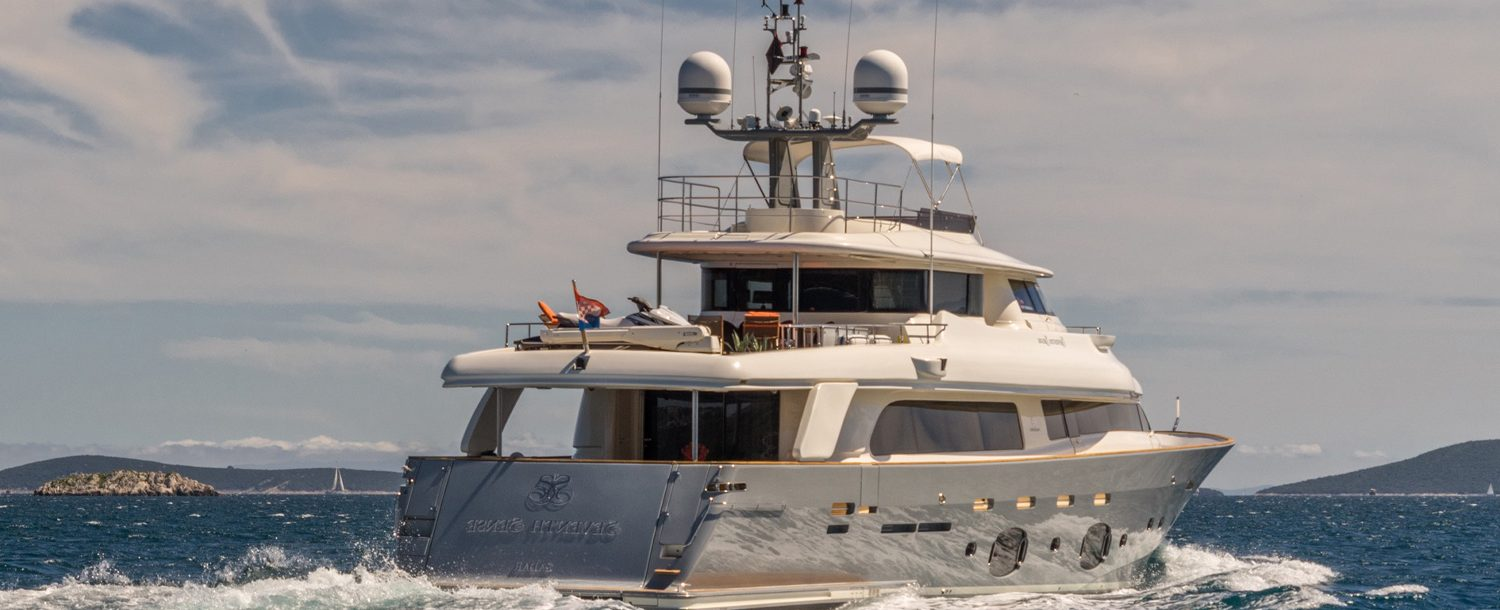 Yacht Seventh Sense - Royal Yacht Brokers