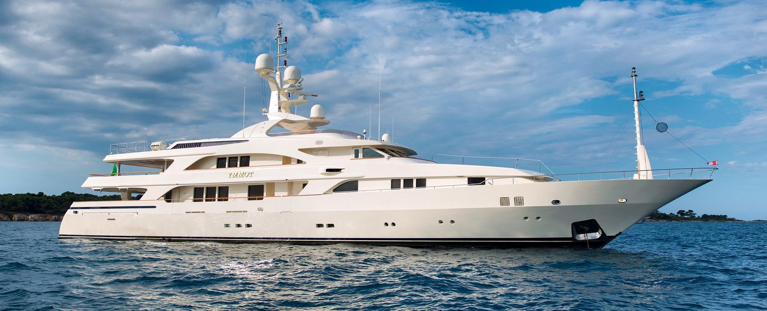 Yacht Tommy - Royal Yacht Brokers