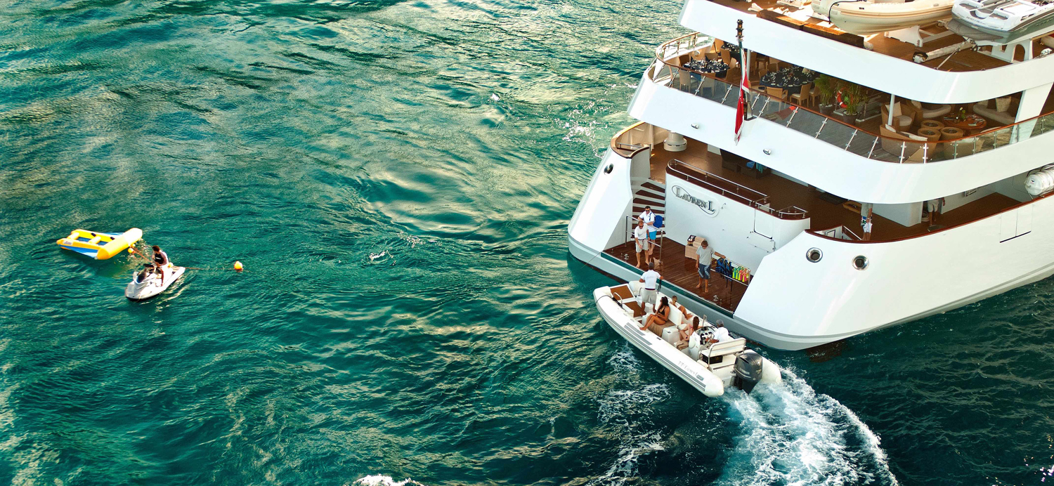 Royal Yacht Brokers - Discover our yacht for charter