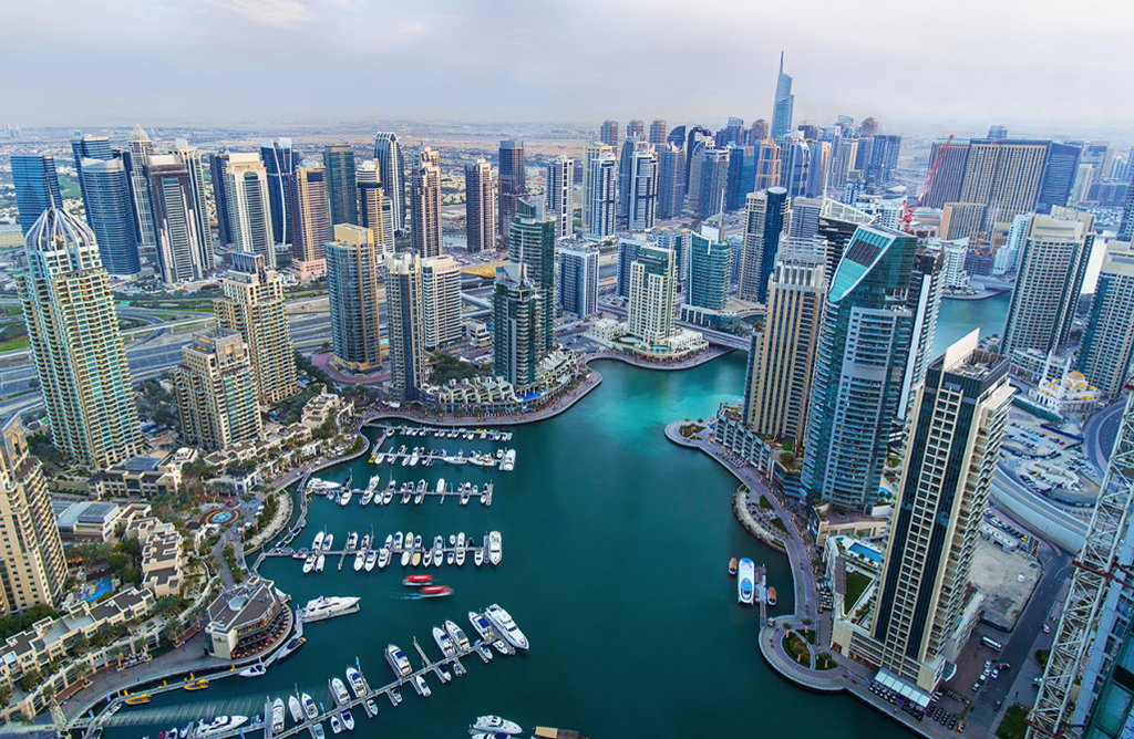 Royal Yacht Brokers - Dubai office