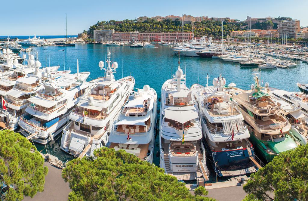 Royal Yacht Brokers - Monaco Office
