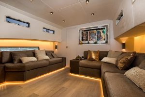 La Nera - Interior - Apex Yacht - Royal Yacht Brokers