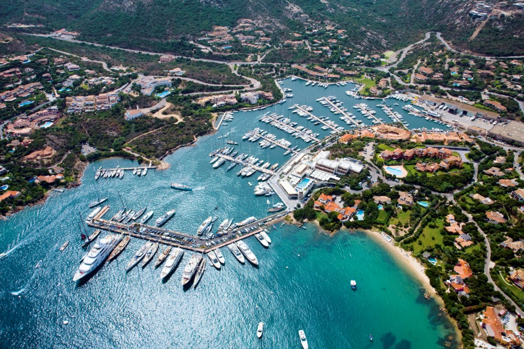 Royal yacht brokers - destination - Porto Cervo