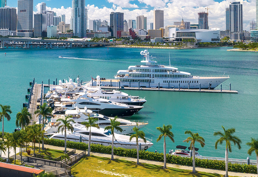 miami art basel royal yacht broker charter