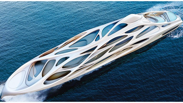 World Ambitious Superyacht Jazz